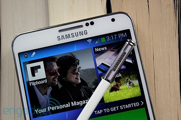 DNP Samsung Galaxy Note 3 review more of everything, less of nothing