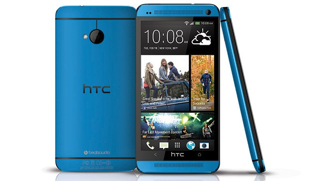 DNP HTC One in blue