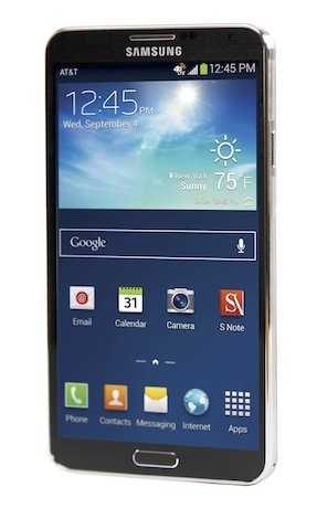 AT&T Samsung Galaxy Note 3 now available for preorder, expected to ship around October 1st