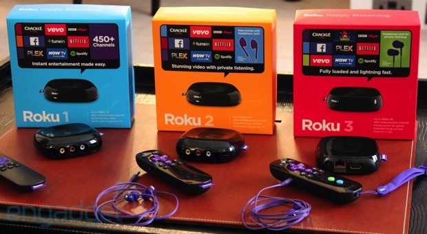 Roku's new product line: it's as simple as 1, 2, 3 (hands-on)