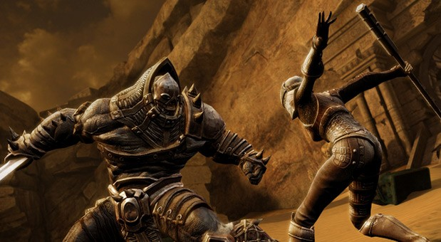 'Infinity Blade III' hits the App Store ahead of iOS 7 launch