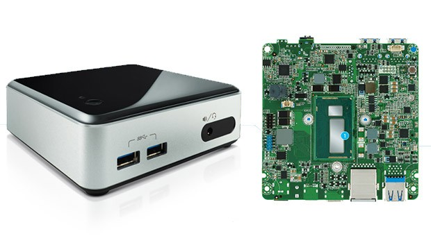 Intel's Haswell NUC squeezes in overclocking, HD5000 4K graphics