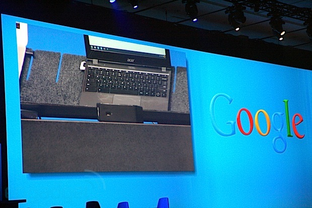 Google and Intel announce new Haswell Chromebooks