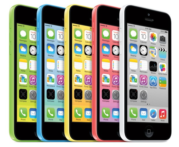 Apple's iPhone 5c isn't for emerging markets so who is it for
