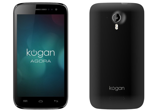 DNP Kogan outs next Agora smartphone 5inch 720p display, 12GHz quadcore CPU, Jelly Bean, $189
