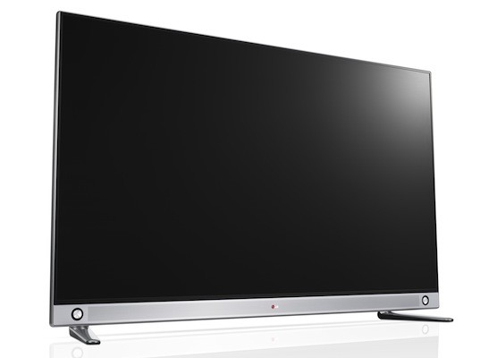LG's Ultra HDTV lineup reaches five models, starting at $3,500 OLED TV drops to $10k
