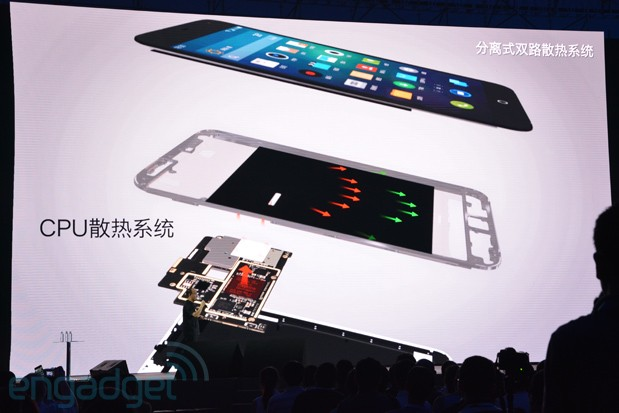 Meizu MX3 unveiled with Exynos 5 Octa, 51inch screen and Wolfson audio chip