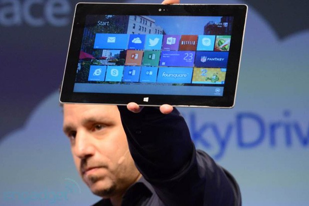 Microsoft Surface 2 event wrapup
