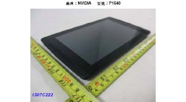NVIDIA tablet spotted at Taiwan regulator, keeps most of its secrets