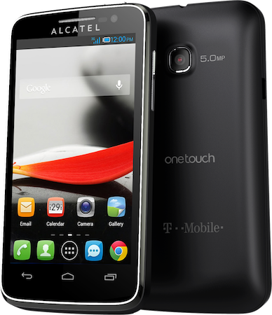 Alcatel One Touch Evolve and Fierce coming to TMobile this October