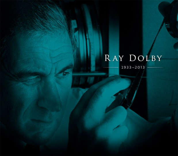 Ray Dolby Net Worth