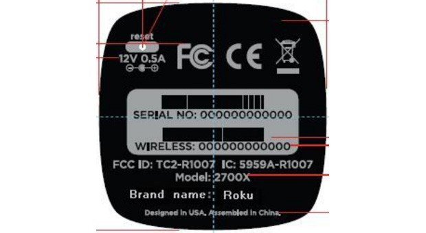 Mystery Roku 2700X settop box hits the FCC