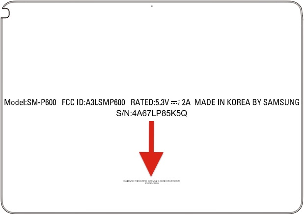 Samsung Galaxy Note 101 2014 Edition reaches the FCC