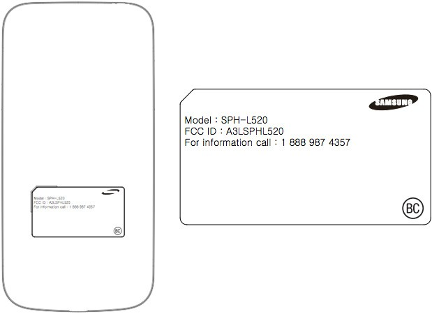 Samsung SPHL520 reaches the FCC, might be a Galaxy S4 Mini for Sprint