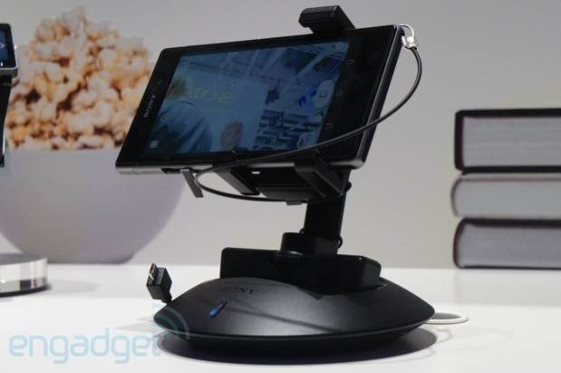 Sony's Smart Imaging Stand handson