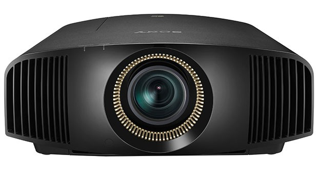 Sony's VPLVW500ES projector brings 4K within reach of rich cinephiles