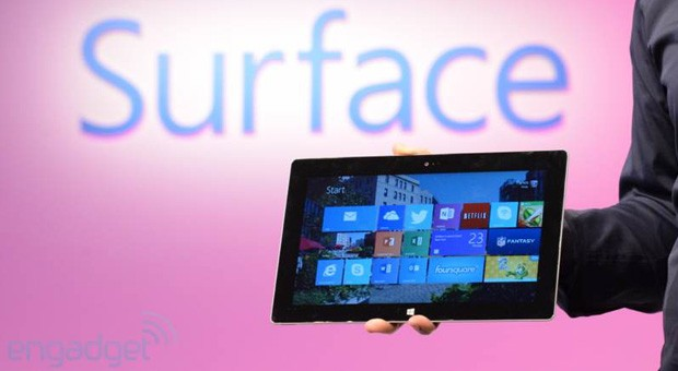Microsoft Surface 2 Same Problems