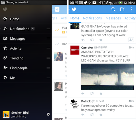 Twitter 50 beta for Android now available with new design, inline pictures and videos