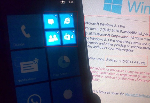 Windows Phone 81 rumors hint at Cortana assistant, notification center