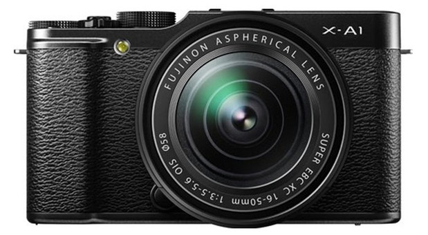 Fujifilm XA1 interchangeable camera leaks, suggests 16megapixel
