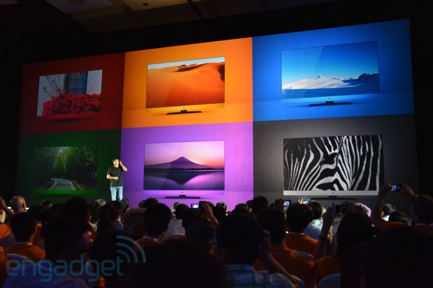 Xiaomi unveils new Androidpowered 5inch MI3, 47inch smart TV in China