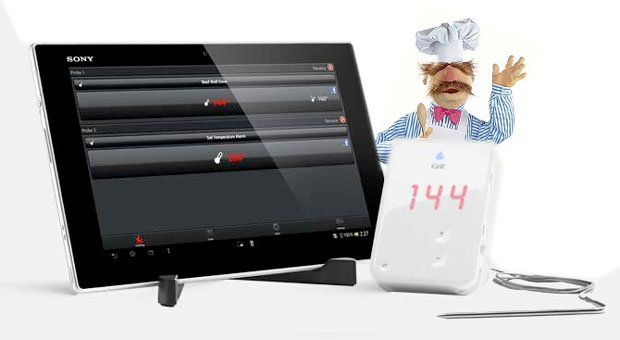 Sony launches Xperia Tablet Z Kitchen Edition for $650 wait, what