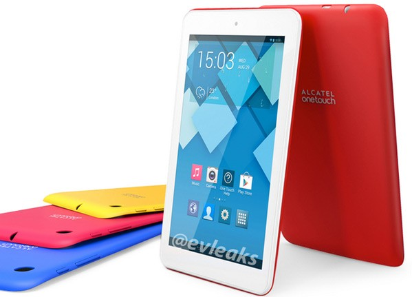 Alcatel's 7inch OneTouch Pop tablet could be the brightest leak this week