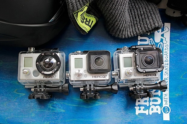 DNP GoPro Hero3 review Black Edition your action videos never looked so good
