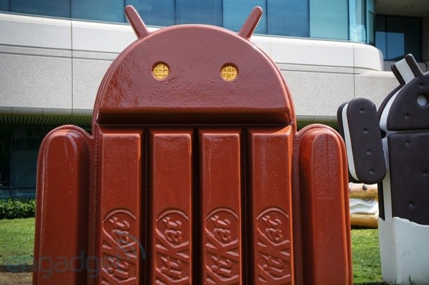 Android 4.4 KitKat officially arrives, focuses on budget phone performance