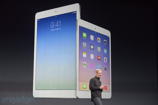 The iPad Air and iPad mini with Retina display what's new