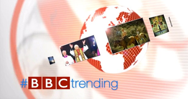 DNP BBC and Twitter launch #BBCTrending, embed videos in promoted tweets video