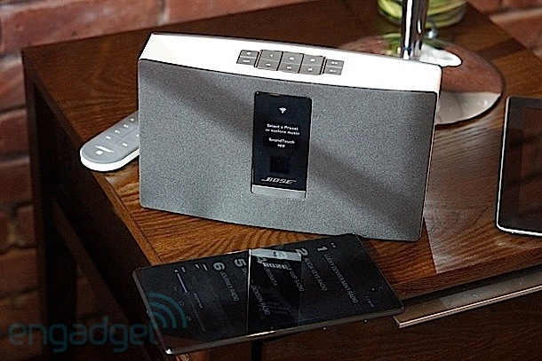 Bose intros SoundTouch WiFi music systems makes home