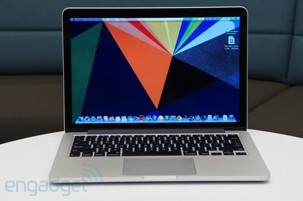 Macbook Pro With Retina Display Review 13 Inch 2013