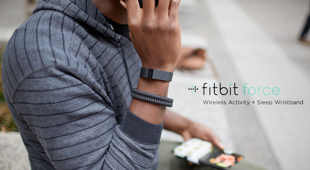 Fitbit to launch new Force fitness tracking wristband, with a screen