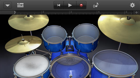 GarageBand could go free on iOS7