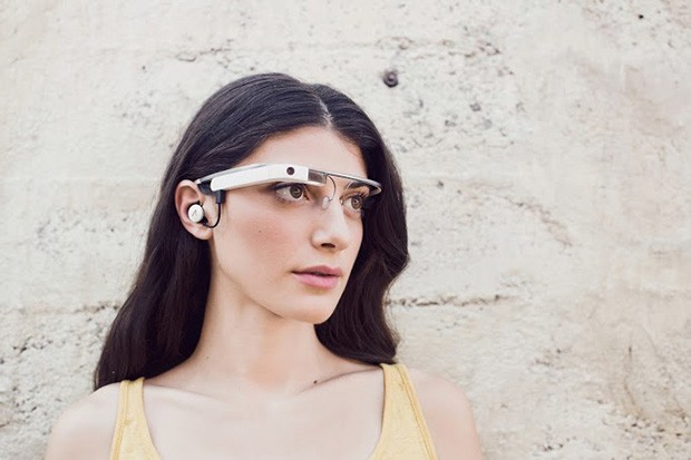 Second-generation Google Glass Explorer Edition