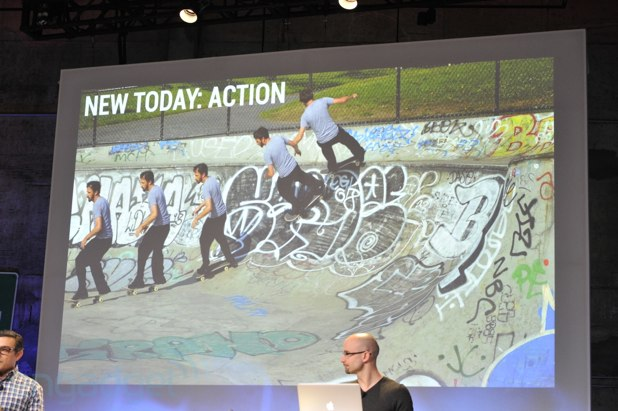 Google updates Auto Awesome with video support, action shots