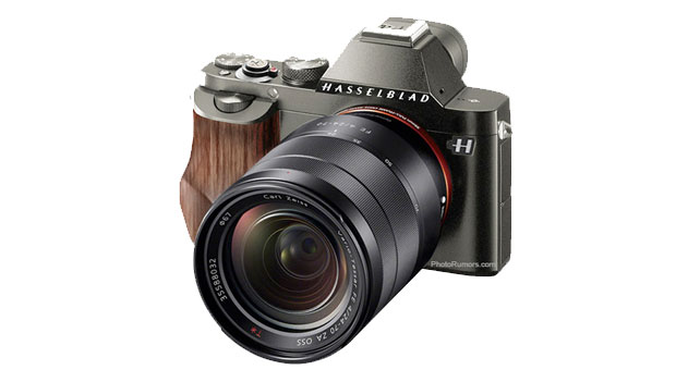 Hasselblad slaps some wood, $10,000 price tag on Sonys new A7
