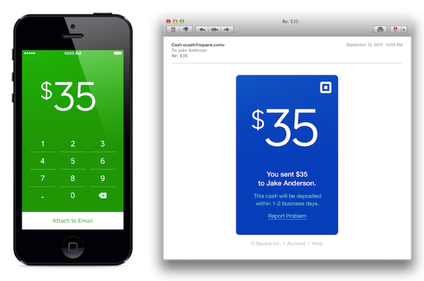 Square Cash lets you send money over email, now open to US residents