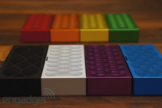 Jawbone's Mini Jambox now available for purchase with regularsized dollars