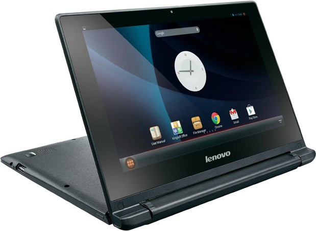 Lenovo IdeaPad A10 leaks, promises a cheap Androidbased convertible tablet
