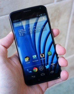 IRL Testing the Moto X on Canada's Rogers network