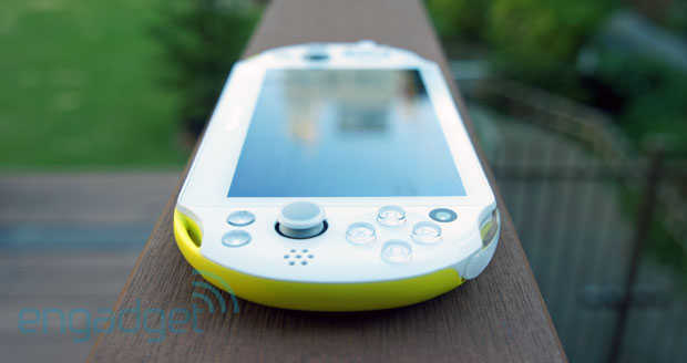 New PlayStation Vita review 2013