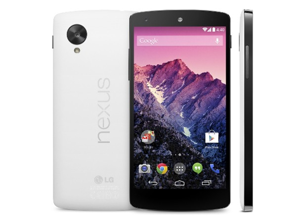 Google announces the Nexus 5 with Android 4.4, on sale today for $349 (hands-on)