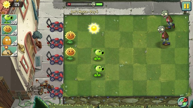 Plants vs Zombies 2 shambles its way to Android