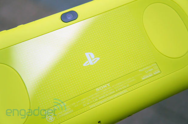 DNP New PlayStation Vita review 2013