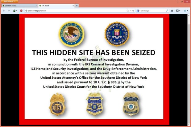 FBI says it located the Silk Road by exploiting an error with the server's login page