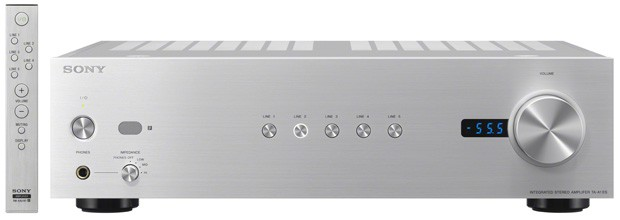 Sony preps portable and integrated stereo amps for its High Resolution Audio series