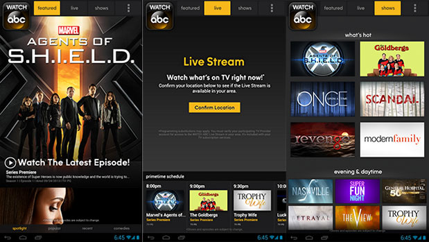DNP Watch ABC app for Android