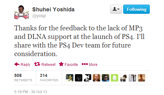 Sony FAQ explains what the PS4 does  and does not  do
